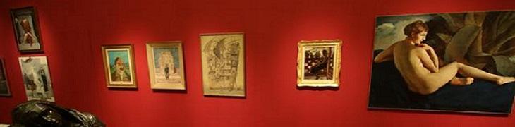 Mostre: Sgarbi inaugura 'i Tesori nascosti' a Napoli