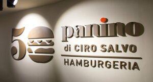 Apertura di 50 Panino Hamburgeria di Cirò Kalò a Napoli