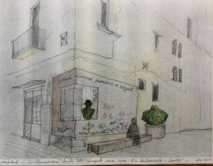 Il rione sanit adotta le strade dove nacque tot con - Progetto casa san severo ...