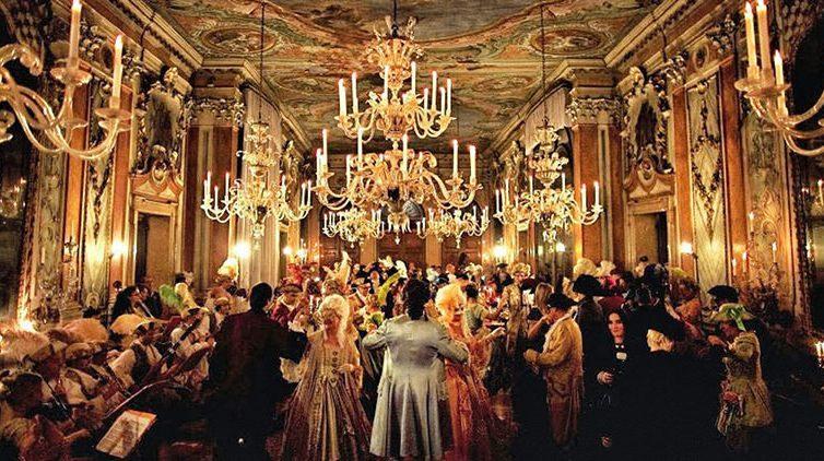 Carnevale Settecentesco Napoletano nel Palazzo San Teodoro a Napoli