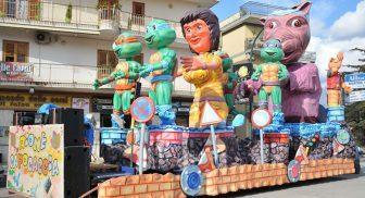Carnevale di Saviano 2017