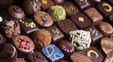 Festa del cioccolato in Piazza Carità a Napoli
