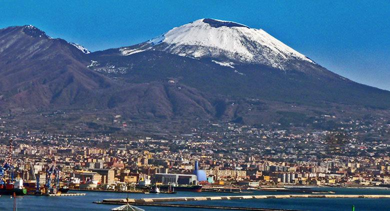 Freddo e neve e Napoli per l'Epifania 2017