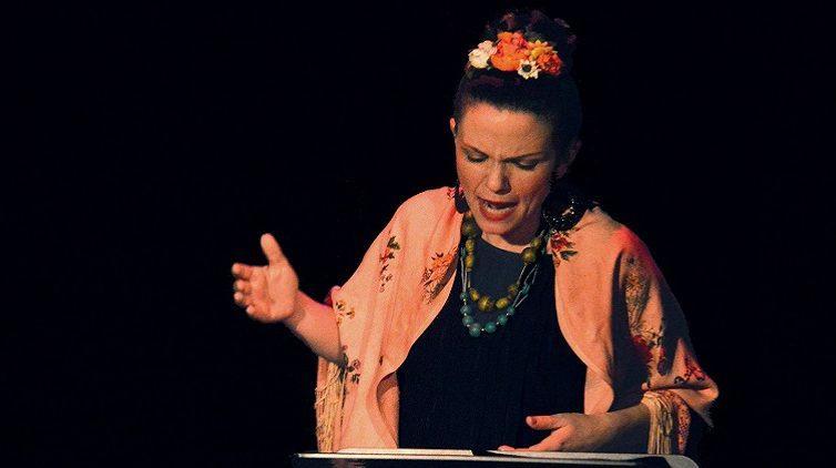 Titti Nuzzolese porterà in scena Frida Kahlo al Teatro Ricerca Arte Musica di Napoli