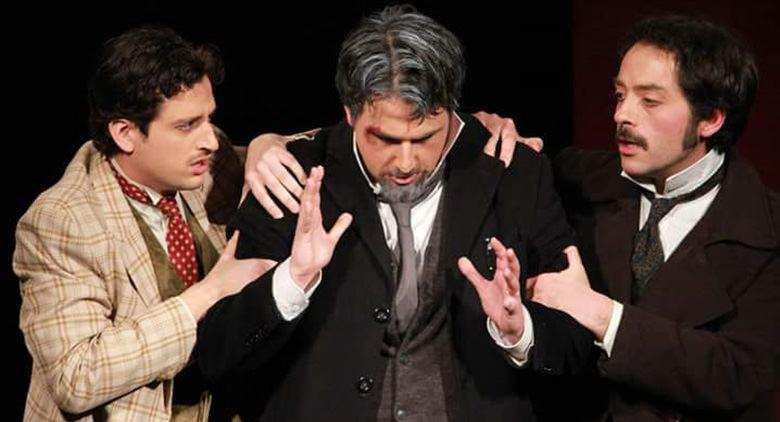 L'Arte della Commedia di Eduardo al teatro ZTN di Napoli con Ciro dei Nati con la Camicia