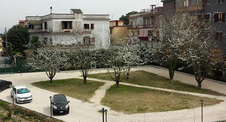 A Napoli nasce il primo parcheggio bio