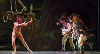Peter Pan al Teatro San Carlo di Napoli