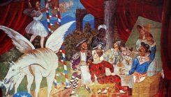 Picasso-Parade Napoli 1917: mostra al museo di Capodimonte e a Pompei