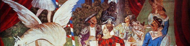Выставка Пикассо в музее Каподимонте в Неаполе