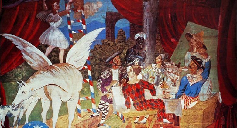 La mostra su Picasso al Museo di Capodimonte a Napoli