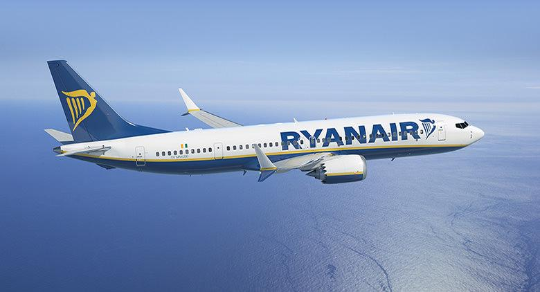 Ryanair annuncia un nuovo volo tra Napoli e Barcellona