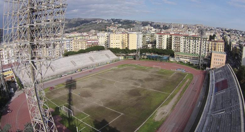 Stadio Collana a Napoli