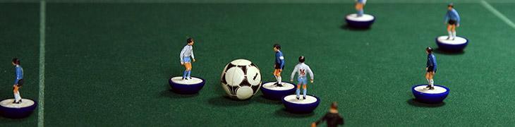 Torneo di calcio da tavolo a Napoli