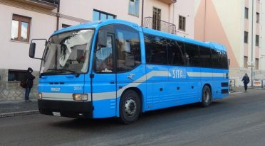 Bus Sorrento-Naples up to Monte Sant'Angelo