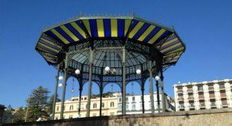 restaurata la cassa armonica della villa comunale a Napoli
