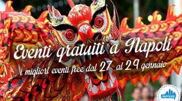 Free events in Naples during the weekend from 27 to 29 January 2017