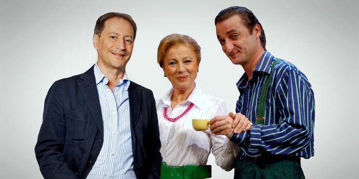 Madama quatte solde al Teatro Totò di Napoli