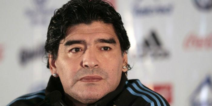 Maradona Live al Teatro San Carlo di Napoli