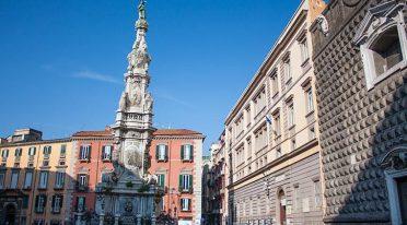 Tour in der Altstadt von Neapel zum Valentinstag 2017