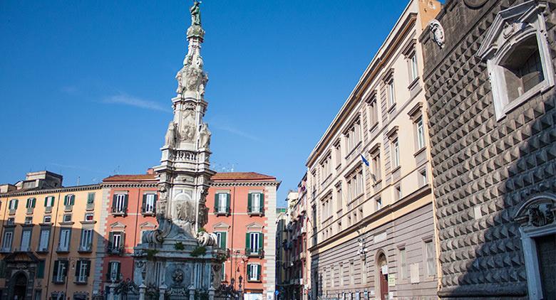 San Valentino 2017 a Napoli: tour Innamorarsi ad Arte nel centro storico