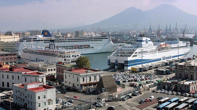 Progetto per il Museo del Mare nel Porto di Napoli