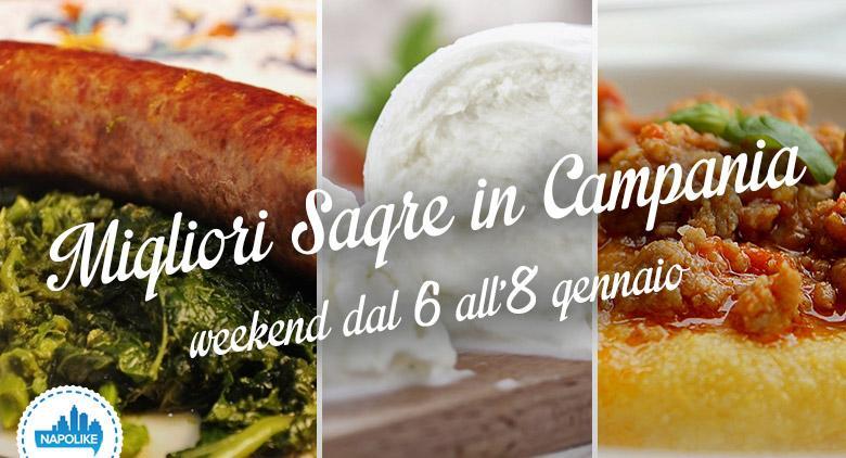 Sagre in Campania nel weekend dal 6 all'8 gennaio 2017 | 4 consigli