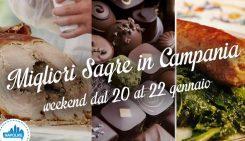 Sagre in Campania nel weekend dal 20 al 22 gennaio 2017   4 consigli