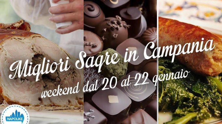Sagre in Campania nel weekend dal 20 al 22 gennaio 2017