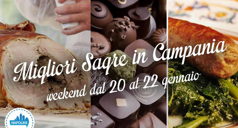 Sagre in Campania nel weekend dal 20 al 22 gennaio 2017 | 4 consigli