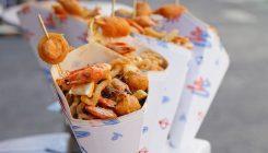 Street food a Piazza Dante a Napoli con il Salotto del gusto