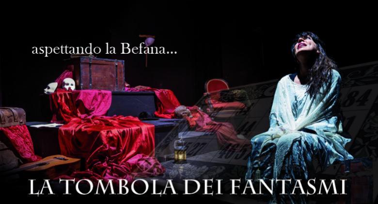 La Tombola dei Fantasmi al Teatro Il Pozzo e Il Pendolo di Napoli