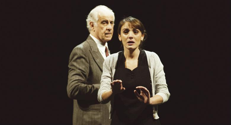 Toni Servillo al Teatro Bellini di Napoli con Elvira