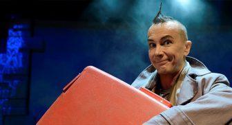 Arturo Brachetti al Palapartenope di Napoli in un one man show