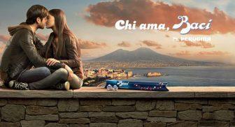 San Valentino 2017 a Napoli con Baci Perugina