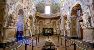 Tour di San Valentino 2017 alla Cappella Sansevero e Porta Capuana
