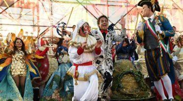Carnevale 2017 a Palma Campania con le Quadriglie