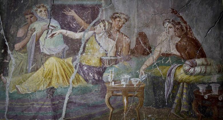 Visite per San Valentino 2017 alla Casa dei Casti Amanti a Pompei