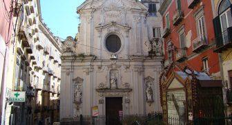 La chiesa di San Carlo alle Mortelle a Napoli riapre, gioiello barocco dei Quartieri Spagnoli