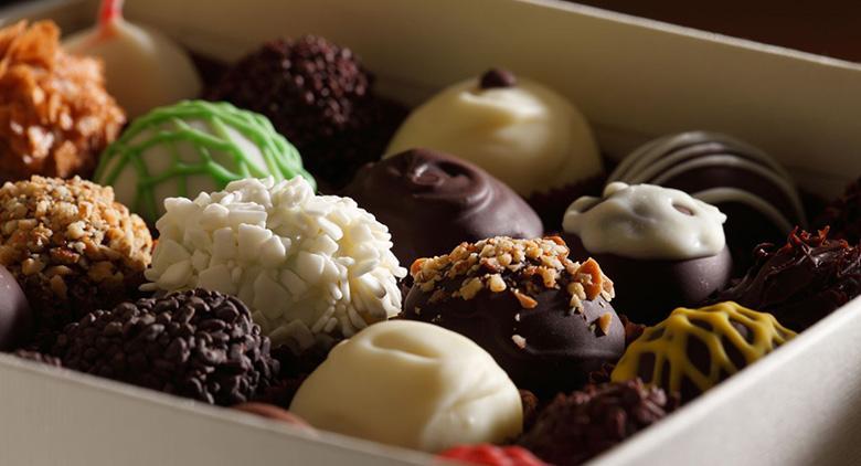 Festa del cioccolato 2017 a Cava de' Tirreni