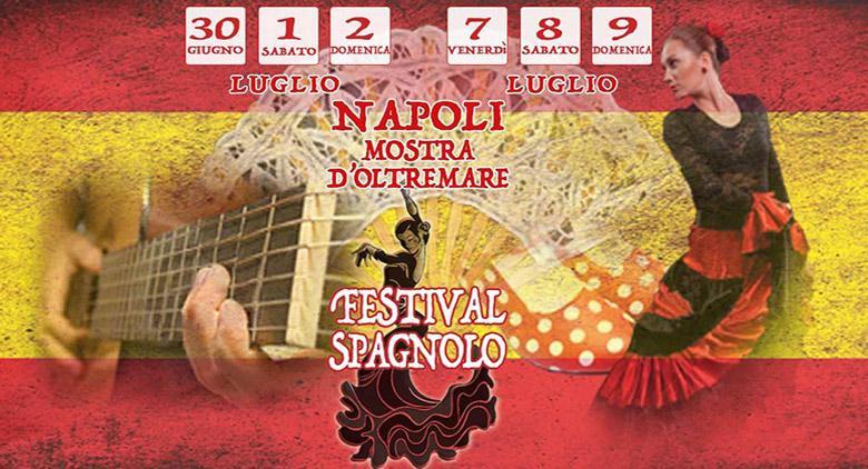 Alla Mostra d'Oltremare di Napoli arriva il Festival Spagnolo