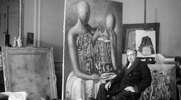 Mostra su Giorgio de Chirico a Nola con 40 opere