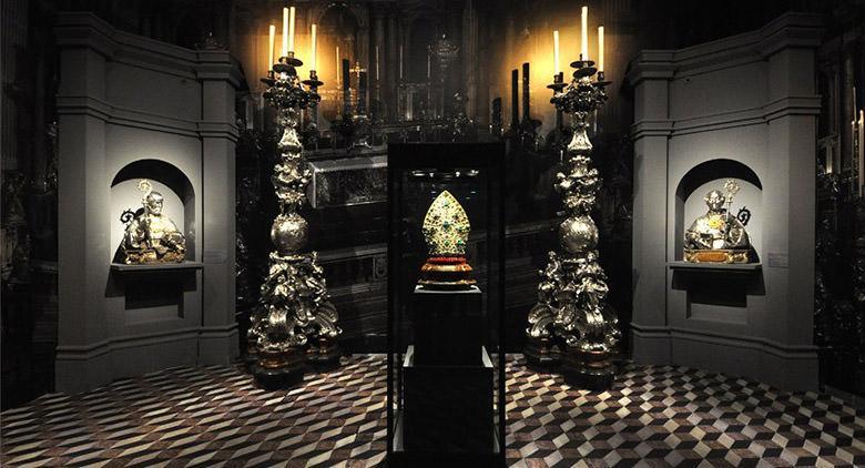 Visita teatralizzata notturna al Museo del Tesoro di San Gennaro