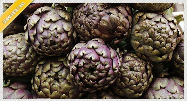 Ricetta dei carciofi arrostiti, cucinare alla napoletana