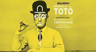 Mostra per Totò su N'Albero a Napoli