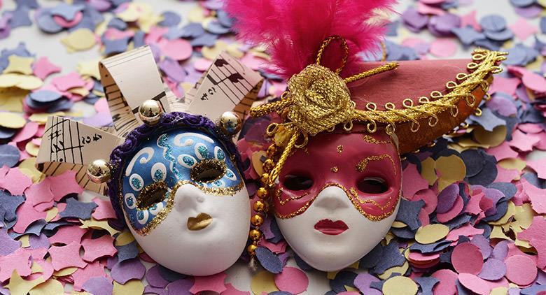 Carnevale 2017 e parata al Bosco di Capodimonte a Napoli