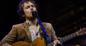 Damien Rice Konzert im Acacia Theater in Neapel