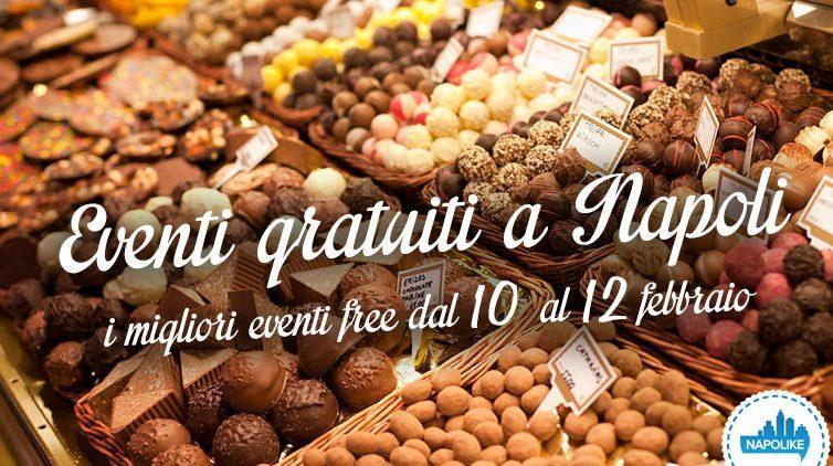 Eventi gratuiti a Napoli nel weekend dal 10 al 12 febbraio 2017