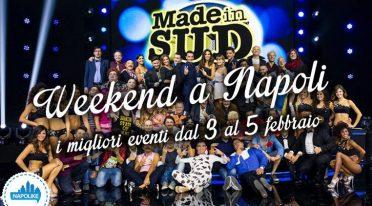Veranstaltungen in Neapel während der 3, 4 und 5 Februar 2017 Wochenenden