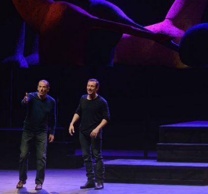 Stefano Accorsi al Teatro Bellini di Napoli con Giocando con Orlando