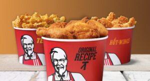 KFC aprirà in Campania, a Pompei